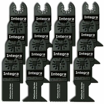 Fm179 Integra Tools 16 Pc Oscillating Multitool Saw Blade Fits Fein Multimaster