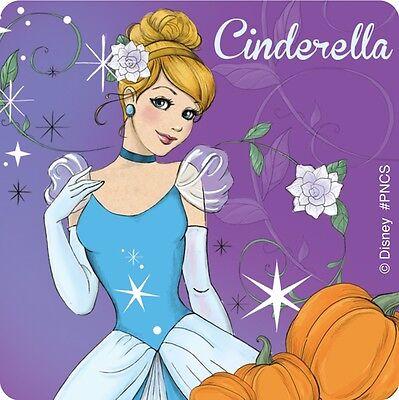 Cinderella Stickers x 5 - Birthday Party - Disney Princess Party - Loot Bag Idea](Disney Birthday Party Ideas)