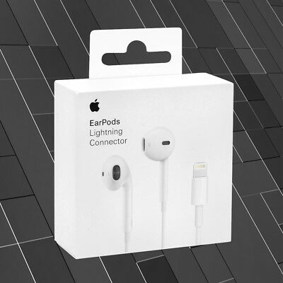 Original Apple Kopfhörer Lightning EarPods Headset iPhone X iPhone 8 iPhone 7