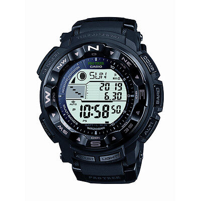 Casio Men's PRW2500-1A ProTrek Pathfinder Black Watch