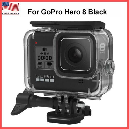 For GoPro Hero 8 Black Waterproof Case Cover Protective Underwater Dive Housing