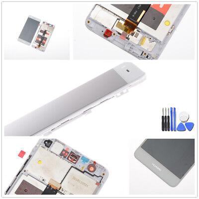 Für Huawei Nova Display LCD Touchscreen Digitizer Rahmen weiss inkl. Werkzeug ()