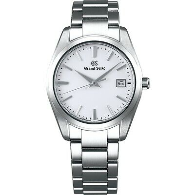 New Grand Seiko Quartz Stainless Steel Men's Watch SBGX259