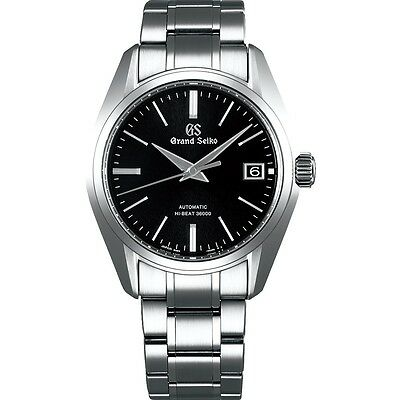Grand Seiko Automatic High-Beat Men's Stainless Steel Watch SBGH205