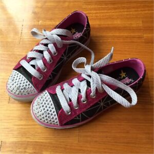 Girls Twinkle toes Skechers Doncaster East Manningham Area Preview