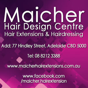 Huge Sale for Human Hair Extensions CBD Bead/Tape/Clip in/Sewn Adelaide CBD Adelaide City Preview