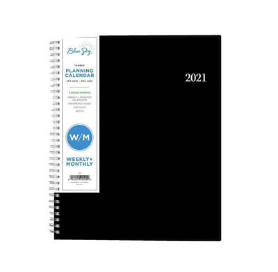 At-a-glance Weekly Appointment Planner - 2021 8x11 Large