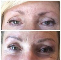 Look younger in just one two hour appointment with microblading!