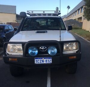 2006 Toyota Landcruiser 100 series Youngs Siding Albany Area Preview