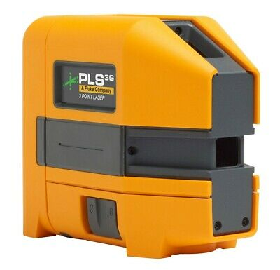 Pacific Laser Systems PLS 3G Z Three-Point Green Laser Level for sale  Wilmington