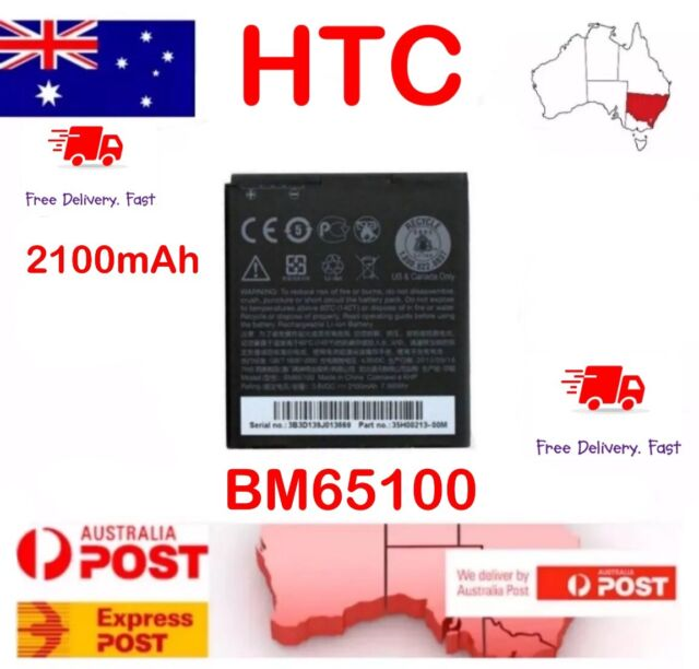 Battery for HTC Desire 501 510 601 603h 6160 619D 700 7060 7088 709d BM65100