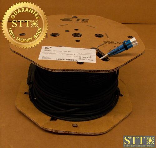 849174487 Te Fiber Cable Fosm 4.8 Lead Fullaxs Dual Lc-lc 50m 0-2061650 New