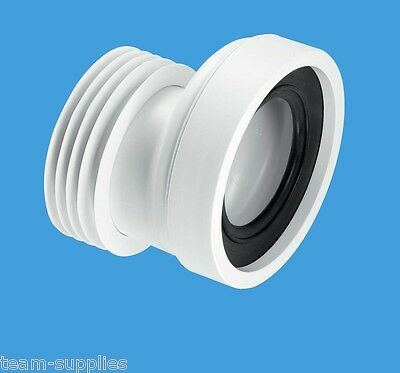Adjustable Length Extension McAlpine WC-EXTA Pan Connector