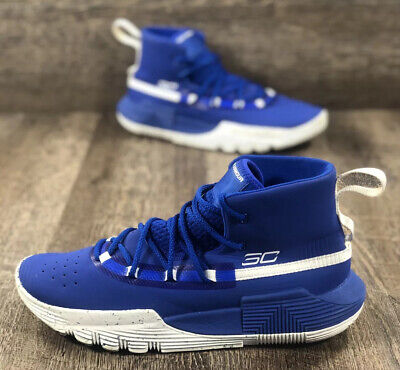 Under Armour Boys UA Curry SC 3ZeroII Basketball Shoes Size 7Y FAST SHIPPING