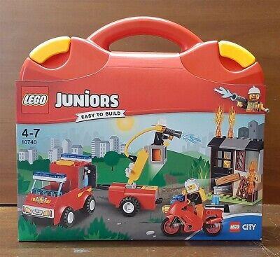 LEGO 10740 LEGO CITY JUNIORS nuovo, sigillato
