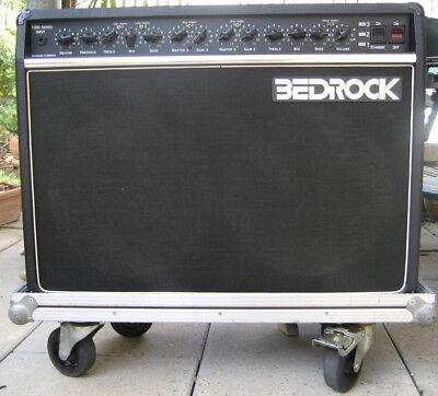1000 Series Combo (Bedrock Combo 1000 Series Amp Gitarrenverstärker Röhre gebraucht)