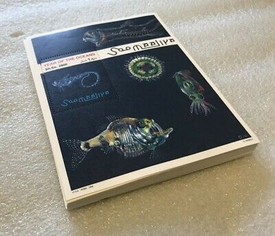 // 100X SOMALIA 1998 - MNH - MARINE LIFE, FISH, YEAR OCEAN - WHOLESALE