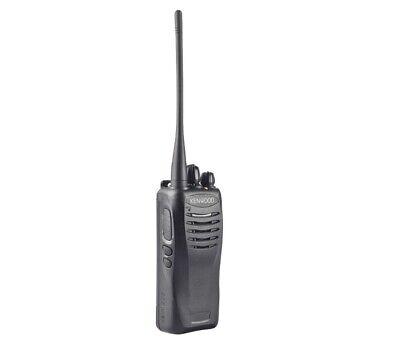 2 Kenwood Tk-2402 Compact Vhf Fm 5-watt Portable Radios 5 W 136-174 Mhz Vhf