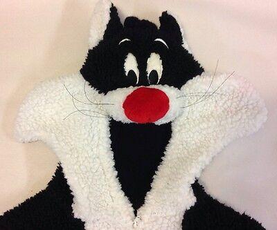 WARNER BROTHERS STUDIO SYLVESTER CAT COSTUME SIZE S LOONEY TUNES KIDS HALLOWEEN (Sylvester Cat Halloween Costume)