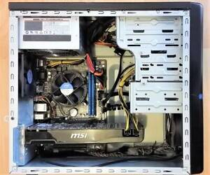 Gaming PC i5 4590, MSI HD7950, 240GB SSD, 8GB Ram