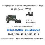 "APPLE MACBOOK PRO 15"", 13""  2011 MOTHERBOARD / LOGIC BOARD REPAIRS"