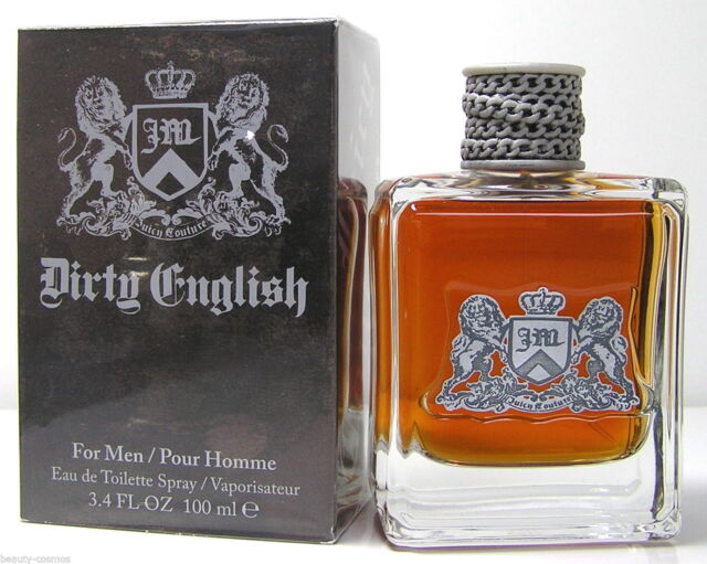 Juicy Couture Dirty English pour Homme 100 ml EDT Spray