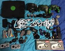 VARIOUS GAMING ACCESSORIES (PS1/2/3, NES, SNES, N64, 360, XBOX) Colyton Penrith Area Preview