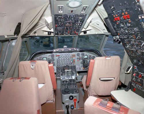 "American Airlines Convair 990 ((8.5""x11"")) Print"