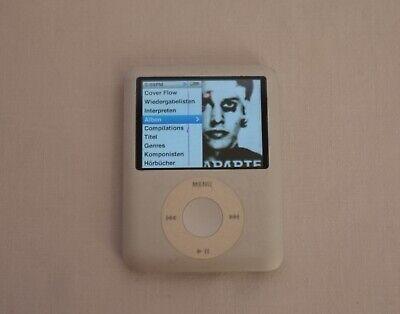 iPod nano 3.Gen 4GB silber Ipod Nano 3. Gen