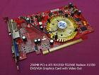 ATI Radeon X1550 Computer Graphics & Video Cards