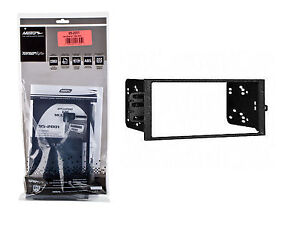 Metra 95-2001 Double Din Dash Kit For Stereo Radio Install Installation