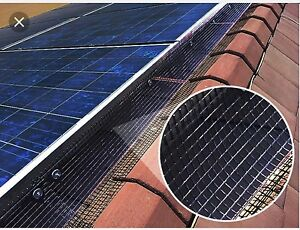 Solar Panel skirting bird control & protection installation Sydney City Inner Sydney Preview