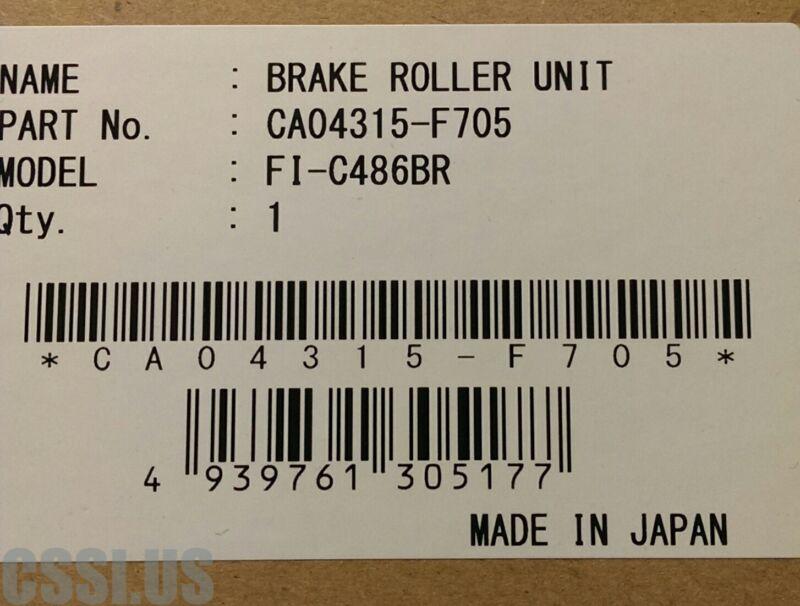 Fujitsu Brake Roller NEW CA04315-F705