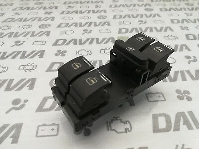 05 VW Volkswagen Golf Plus RHD Front Right Power Window Switch Button 1K4959857