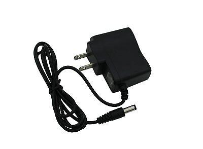 9V AC DC Power Supply Adapter Electric Transformer Wall Plug 500ma 5.5 2.1 mm UL