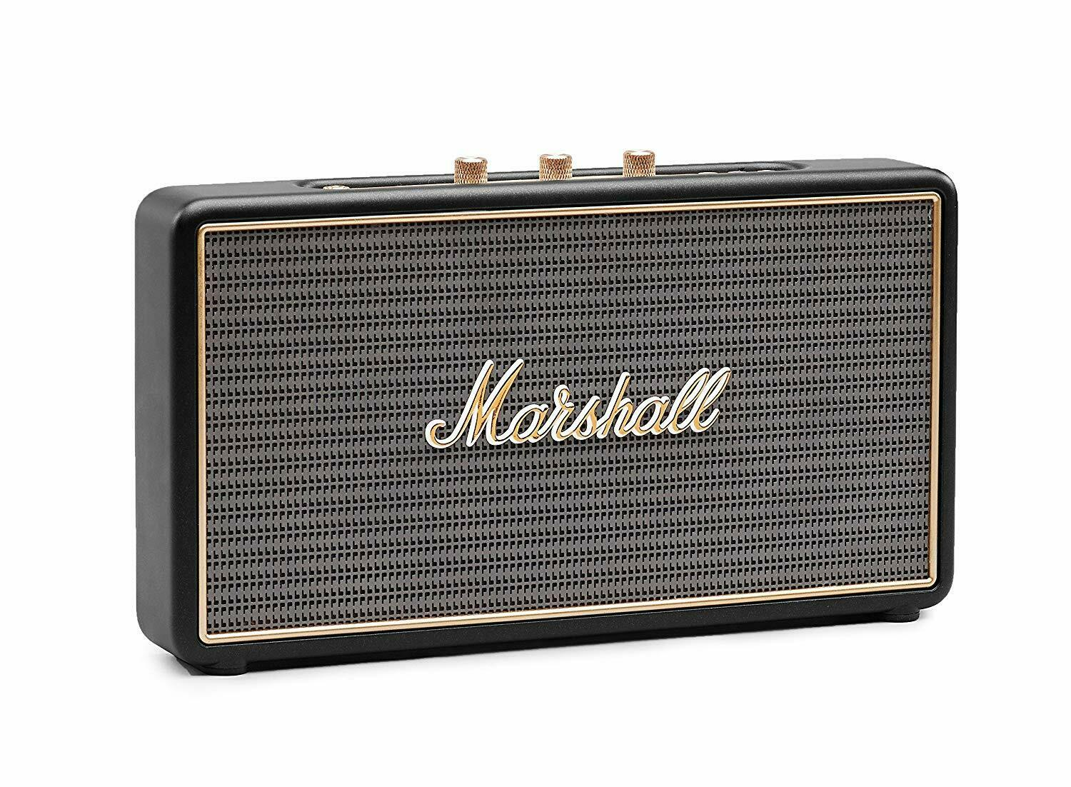 Marshall Stockwell Portable Speaker w/ Bluetooth Connectivit