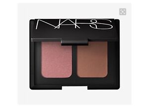 NARS Blush Duo in Iconic Orgasm/Laguna. BNIB. Travel Size. Genuine Product.