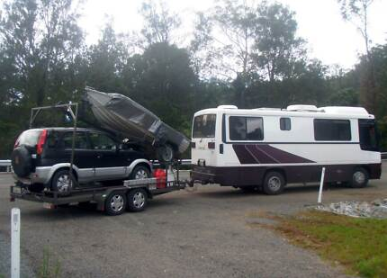 WIDE BODIED 7 METRE TURBO INTER COOLED HINO RAINBOW MOTOR HOME Mudgeeraba Gold Coast South Preview