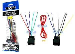 Chevy impala wiring harness ebay