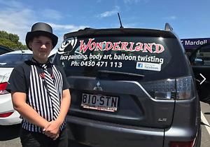 Wonderland Entertainmnet Ipswich Ipswich City Preview