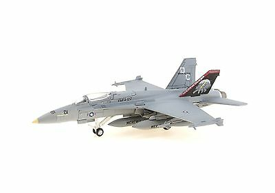 "Herpa 554138: US Marine Corps VMFA-122 McD. Douglas F/A-18C Hornet ""Werewolves"""