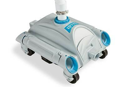 Intex 28001E Automatic Pool Cleaner Pressure Side Vacuum Cleaner w/ 24 Foot Hose