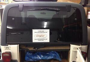 Jeep Wrangler Hard Top Glass Ebay