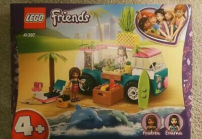 LEGO Friends Juice Truck Toy Playset - 41397. Brand New !!!