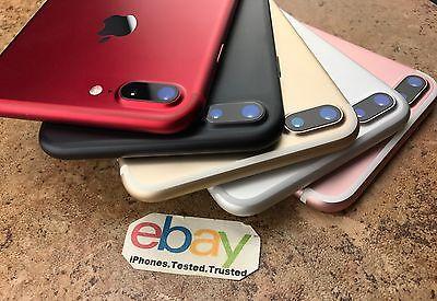 Apple iPhone 7 Plus 32/128/256GB Jet Black Silver Rose Gold Unlocked ATT TMobile