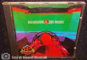 RICK-WAKEMAN-TIME-MACHINE-1992-CD