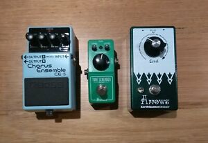 Guitar pedal clearout!