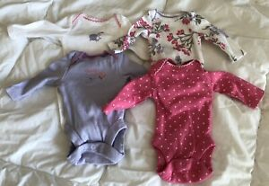 Preemie - Long Sleeve Onesie
