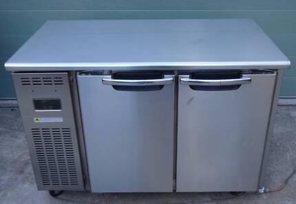 Skope Centaur under bench 2 door commercial freezer
