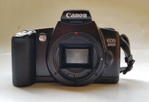 """Spiegelreflexkamera """"CANON EOS 3000"""", analog, sehr guter Zustand, getestet"""